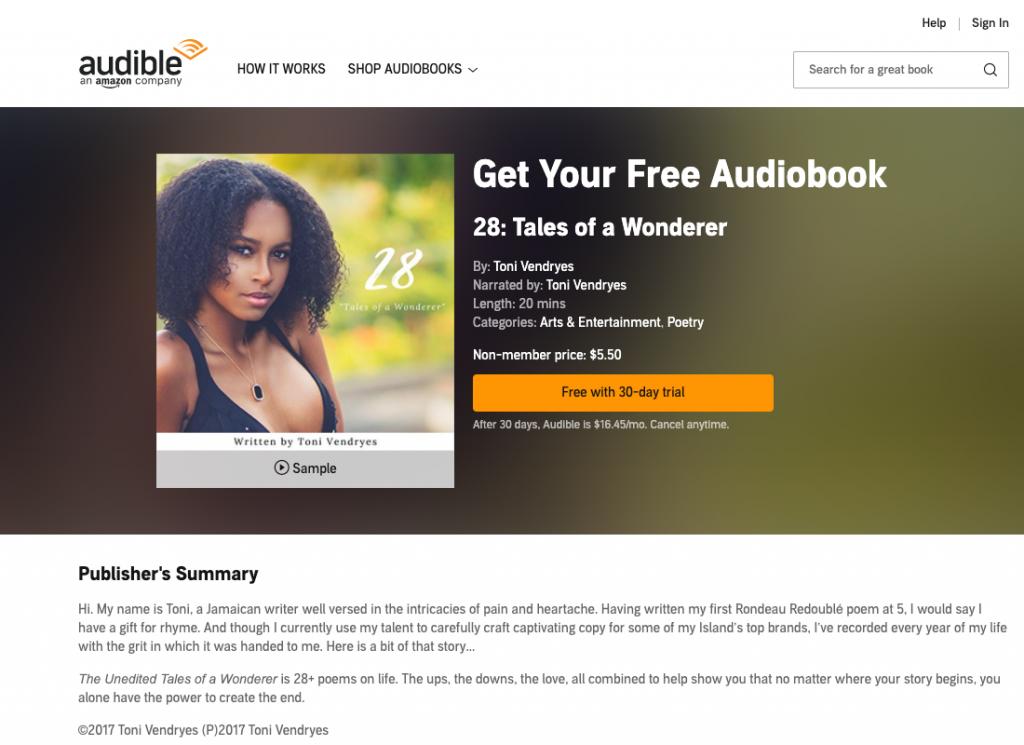 Audiobook – 28