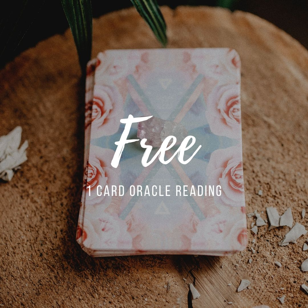 Free 1 Card Oracle Reading