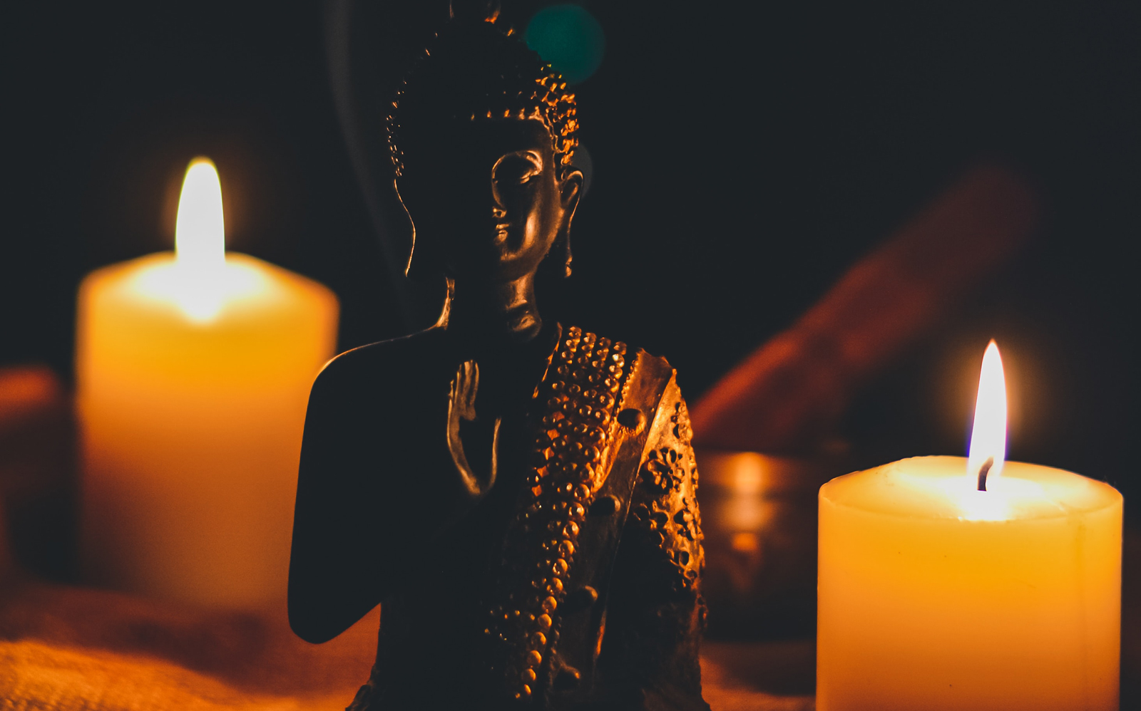 EASY candle meditation - how to do it